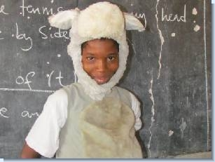 Fancy dress and role play feature highly in our school education programme